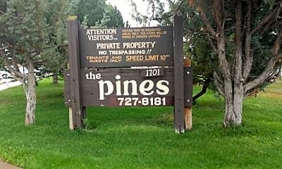 Pines Apartment, 1