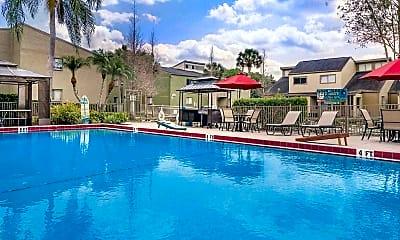 Pool, Urban Place, 1
