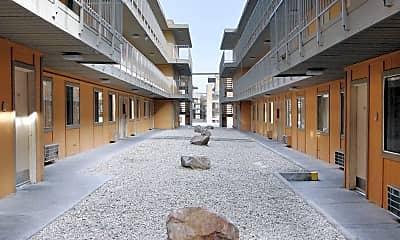 Building, Siegel Suites Charleston II, 0