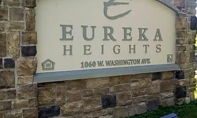 Eureka Heights Apartments, 1