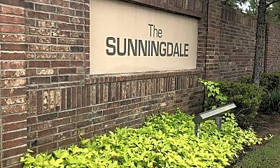 Sunningdale Apartments, 1