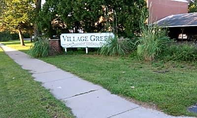 Village Green Apartments, 1
