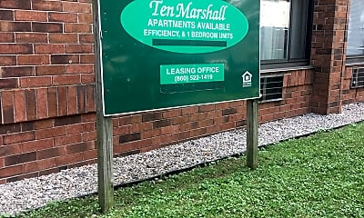 Ten Marshall, 1