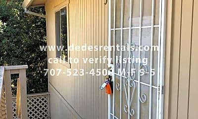 Patio / Deck, 882 Second Street, 1