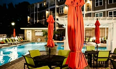 Pool, Solace Apartments, 2