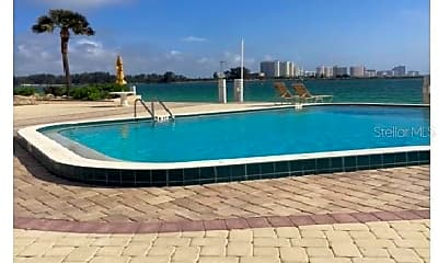 Pool, 450 S Gulfview Blvd 208, 1