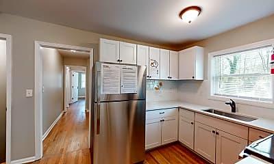 Kitchen, Room for Rent - Live in Venetian Hills, 1