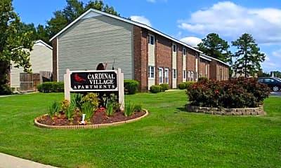 Cardinal Village Apartments, 1