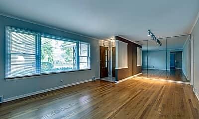 Living Room, 1408 Huntington Dr, 1