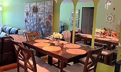 Dining Room, 1601 N Innsbruck Dr, 0
