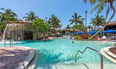 Pool, 985 Sandpiper St I-102, 0