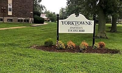 Yorktowne Apartments, 1