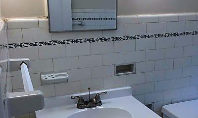 Bathroom, Boulevard Apartments, 2