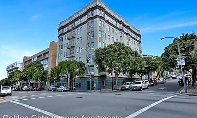 Building, 1395 Golden Gate Ave, 0