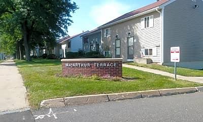 Mac Arthur Terrace, 1