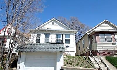 Building, 3008 Seward St, 1