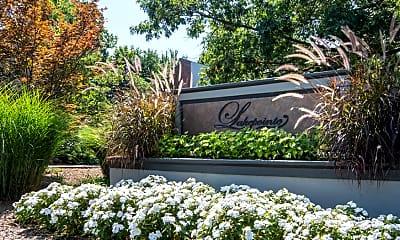 Community Signage, Lakepointe Luxury Apartments, 2