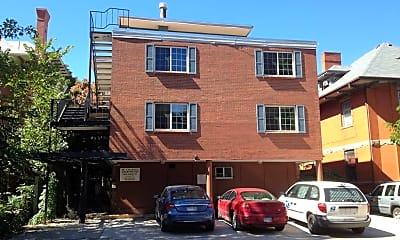 Building, 1455 N High St, 0
