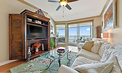 Living Room, 2228 Beach Dr 1205, 1