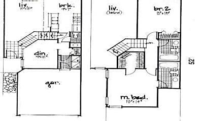 Building, 981 Jasmine Dr, 1