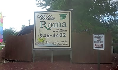 Villa Roma Ranch Apartments, 1