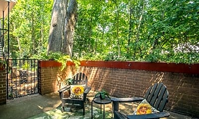 Patio / Deck, Legacy of Athens, 2