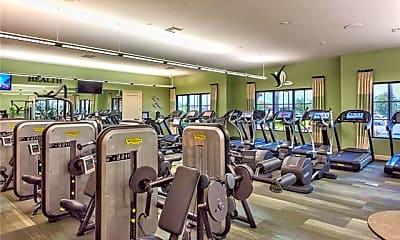 Fitness Weight Room, 9425 Benvenuto Ct 6-102, 2