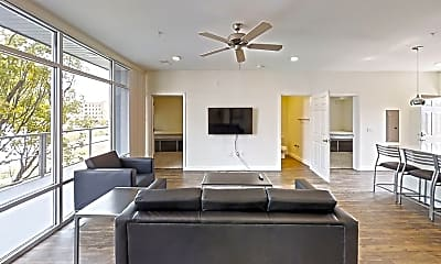 Living Room, 505 S 1st St, 1