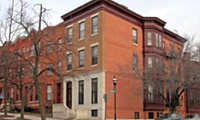 Building, 1701 Bolton St, 0