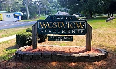Westview Apartments, 1