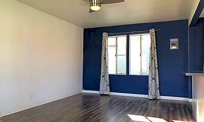 Bedroom, 1743 South La Brea Ave, 1