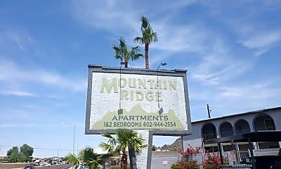 Mountain Ridge, 1