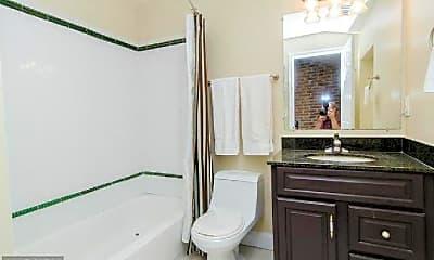 Bathroom, 231 S Regester St, 1