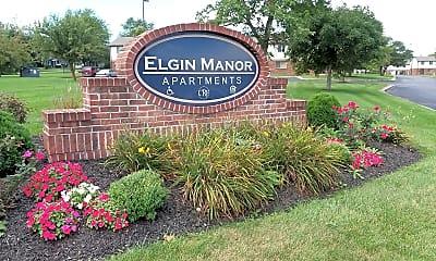 Elgin Manor Apartments, 1