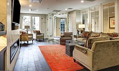 Living Room, 5 Park Pl 706, 2