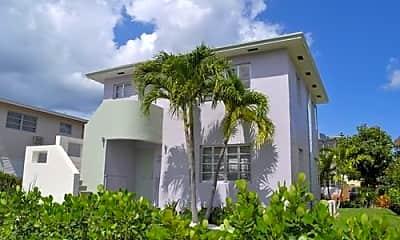 Building, 210 Ocean Breeze, 0