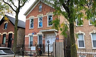 Building, 1843 W Cullerton St 1F, 0