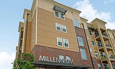 Building, Millennium Apartments, 0