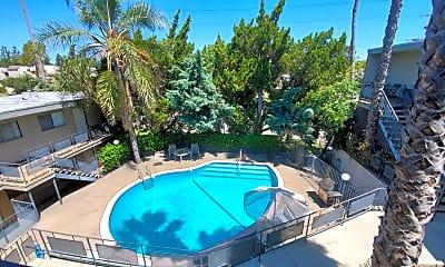 Pool, 15106 Magnolia Blvd. Apt. 6, 0