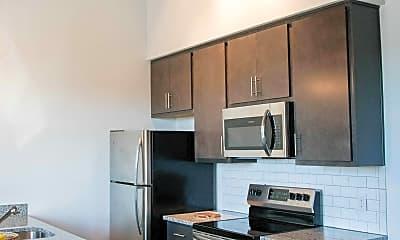Kitchen, Chenman Lofts, 1