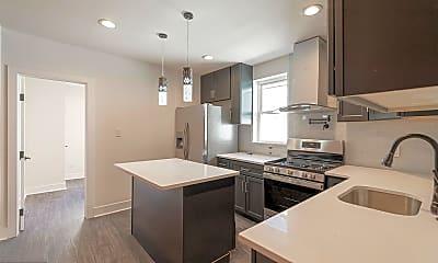 Kitchen, 2221 Federal St 2, 1