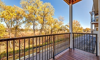 Patio / Deck, Pintail Ponds, 2
