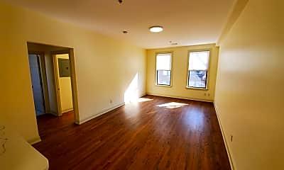 Living Room, 47 Mercer St 2B, 1