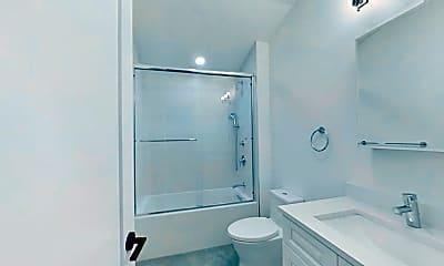 Bathroom, 153 Foster St., #3, 2