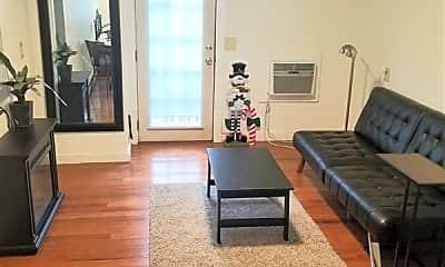 Living Room, 204 N Charles St, 1