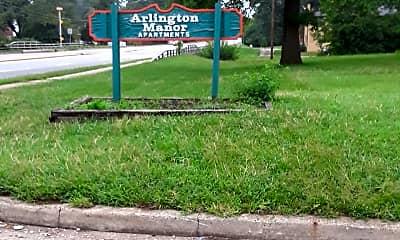 ARLINGTON MANOR, 1