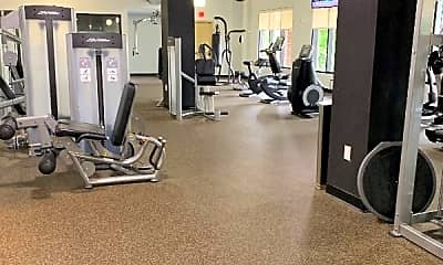 Fitness Weight Room, 50 River Rd, 2