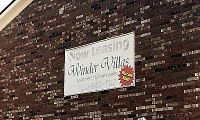 Winder Villas Apartments, 1