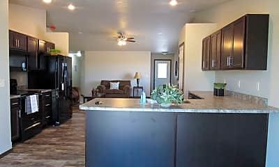 Kitchen, Ivy Town Homes, 0