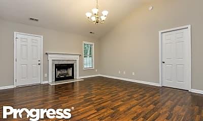 Living Room, 4012 Mindspring Drive, 1
